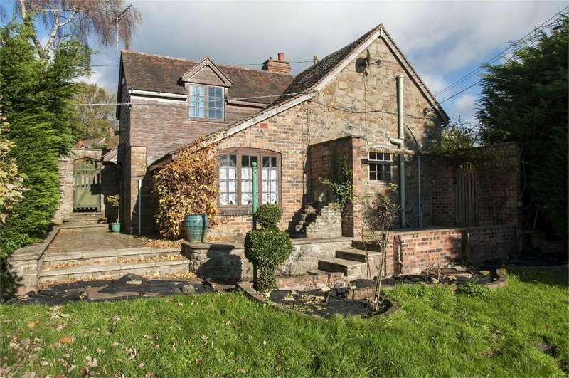 2 Bedrooms Detached House for sale in 1 Scotts Lane, Knowbury, Ludlow, Shropshire, SY8
