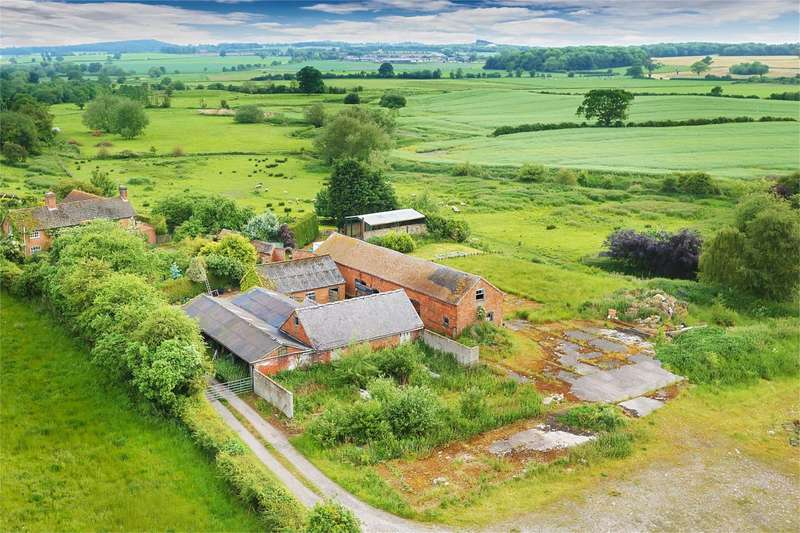 Barn Conversion Character Property for sale in Euxley Farm Barns, Outwoods, Newport, Staffordshire, TF10
