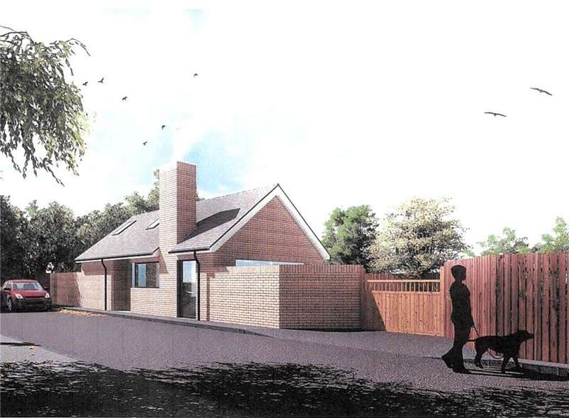 2 Bedrooms Detached Bungalow for sale in Ivy Close, Newport Pagnell, Buckinghamshire