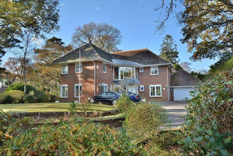 4 Bedrooms Detached House for sale in The Avenue, Branksome Park, Poole