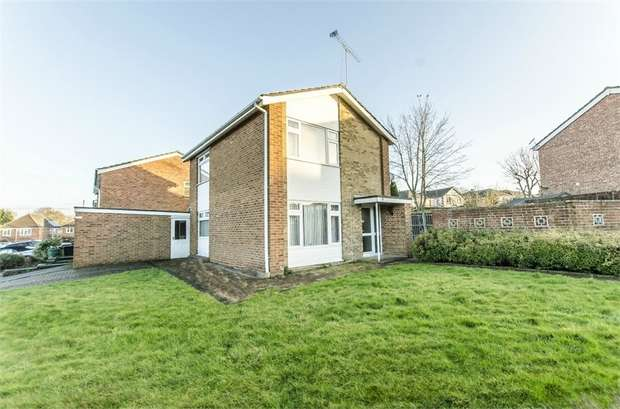 3 Bedrooms Detached House for sale in Mitchell Drive, Fair Oak, Eastleigh, Hampshire