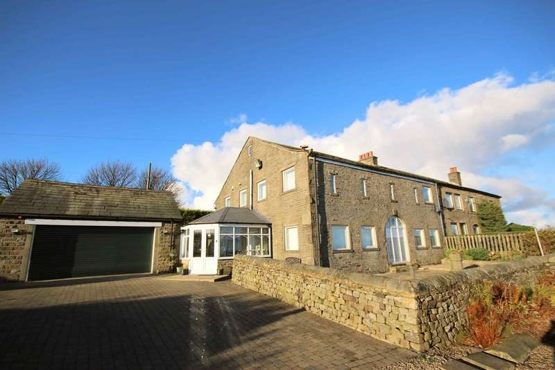 3 Bedrooms Semi Detached House for sale in Bradfield House, Soil Hill, Halifax HX2 9NT