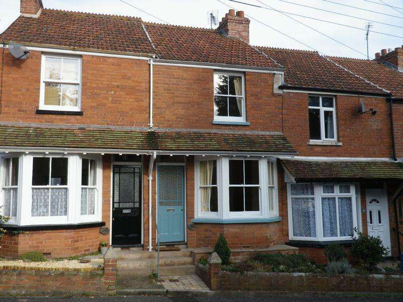 2 Bedrooms Terraced House for rent in Brewery Lane, Sidmouth