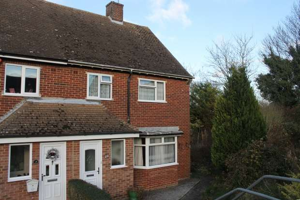 3 Bedrooms Semi Detached House for sale in Vicarage Close, Rochester, Kent, ME2 1BH