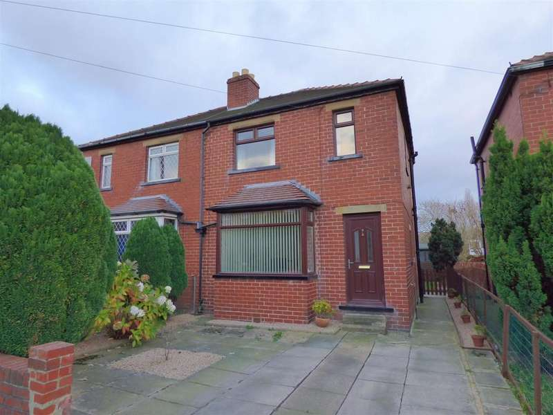 3 Bedrooms Semi Detached House for sale in Cemetery Road, Heckmondwike