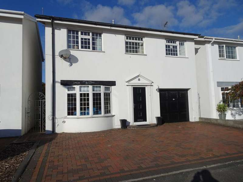 4 Bedrooms Detached House for sale in SKER COURT, NOTTAGE, PORTHCAWL, CF36 3RR
