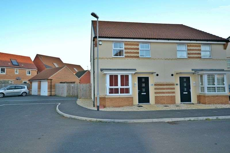 3 Bedrooms Property for sale in Britannia Way Kings Down, Bridgwater