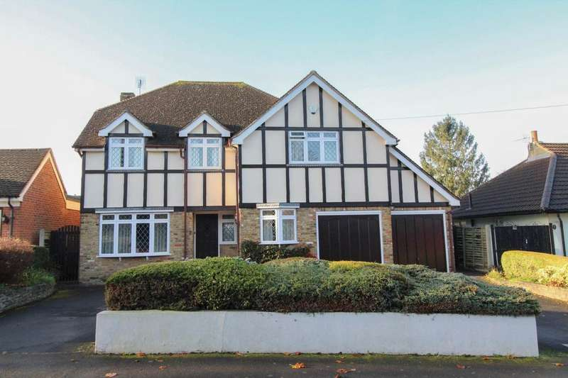 4 Bedrooms Detached House for sale in South Weald Road, Brentwood, Essex, CM14