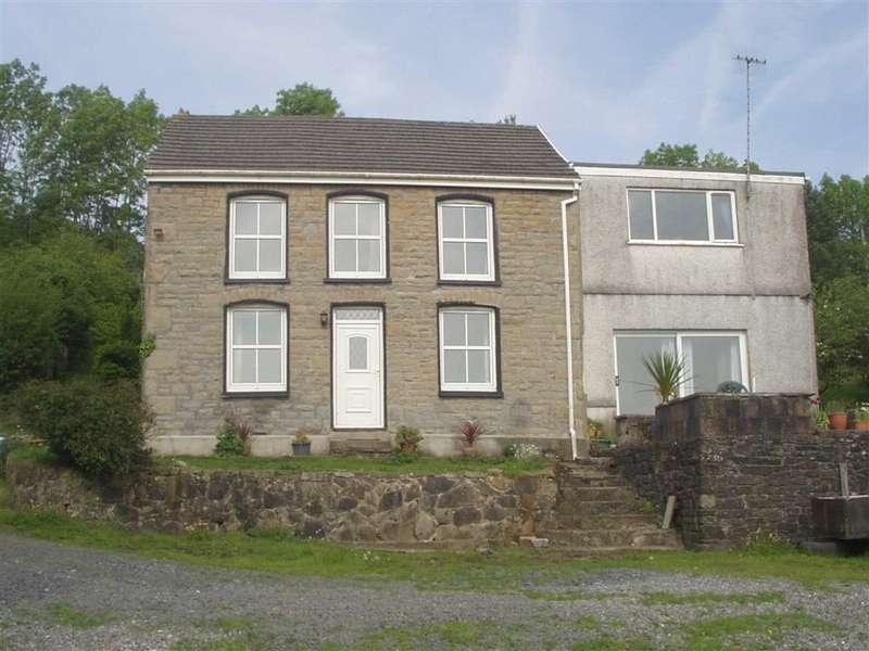 4 Bedrooms Property for sale in Coedffaldau Road, Rhiwfawr