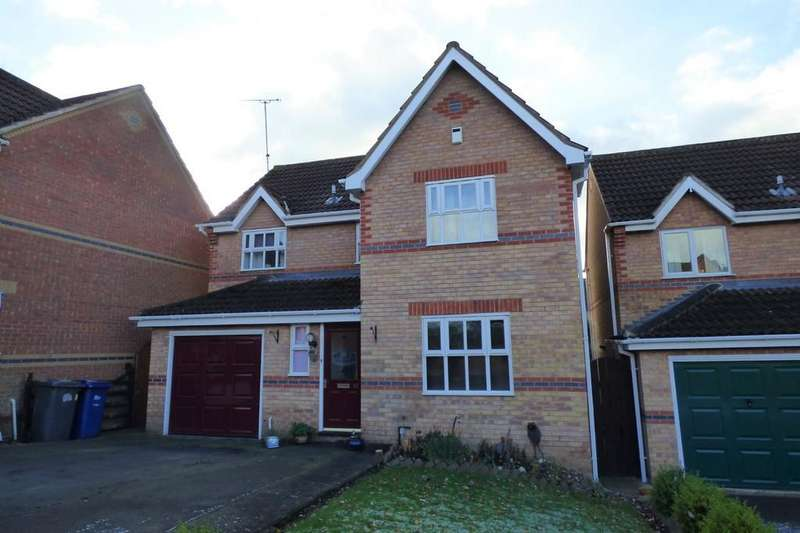 4 Bedrooms Detached House for sale in Brooklands Close, Uttoxeter