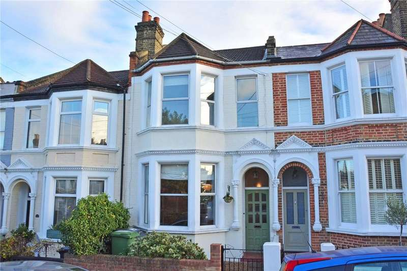 3 Bedrooms Terraced House for sale in Abernethy Road, Hither Green, London, SE13