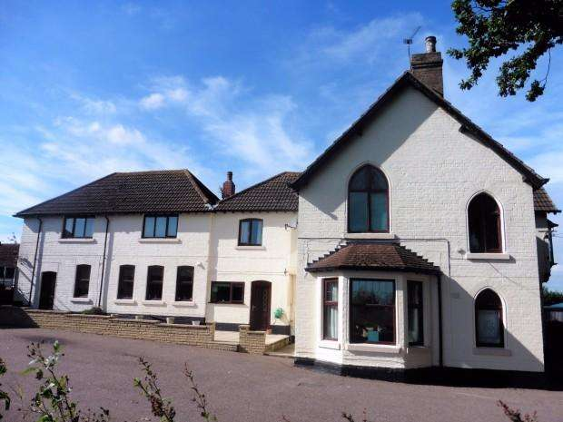 5 Bedrooms Detached House for sale in Kirby Kennels Kattery Main Road, Kirby Bellars, Kirby Bellars, LE14