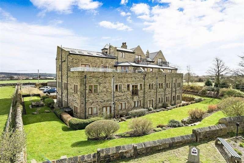 2 Bedrooms Flat for sale in Grange Manor, Sowerby Bridge