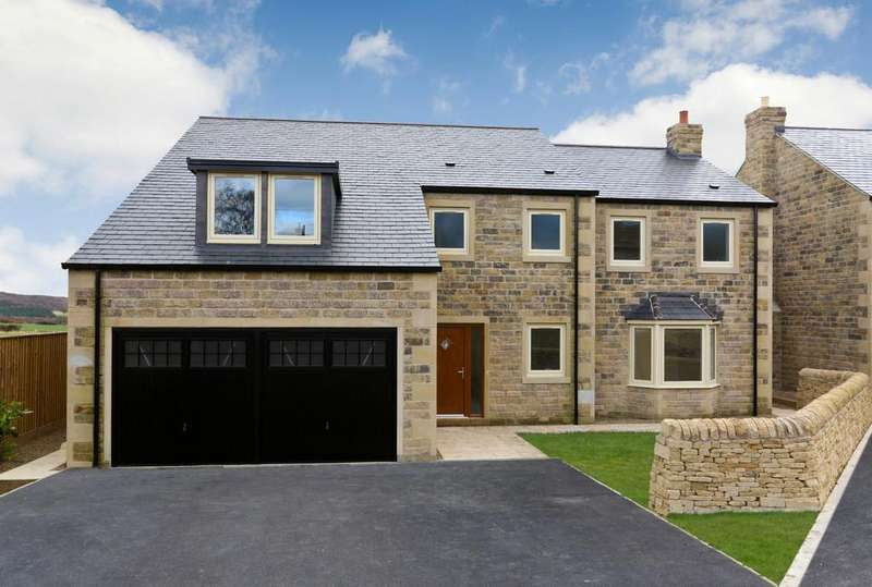 5 Bedrooms Detached House for sale in Hoyland Manor, Bretton Lane