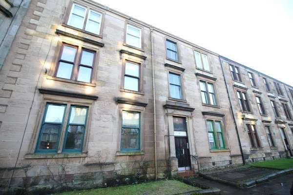 2 Bedrooms Flat for sale in 0/1, 35 Kelly Street, Greenock, PA16 8TP