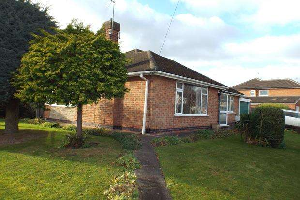 2 Bedrooms Bungalow for sale in Rivergreen Crescent, Bramcote, Nottingham, NG9