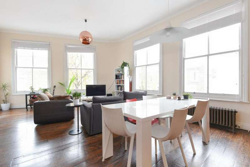 2 Bedrooms Flat for sale in Wolsey Road, Islington