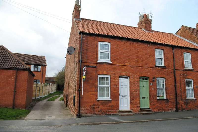 2 Bedrooms End Of Terrace House for rent in Silver Street, Barrow-upon-Humber, North Lincolnshire