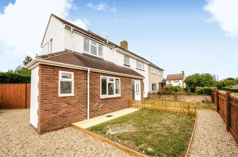 1 Bedroom Property for sale in Hilliat Fields, Drayton, Abingdon