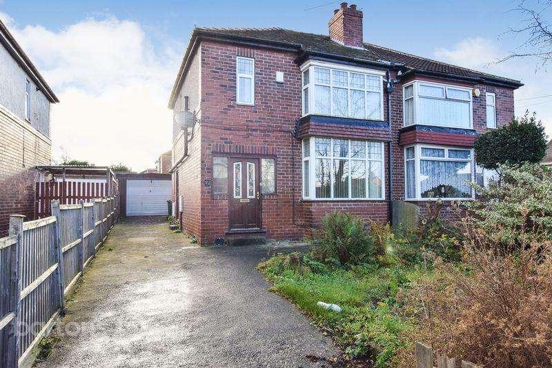 3 Bedrooms Semi Detached House for sale in Oakwood Road East, Broom