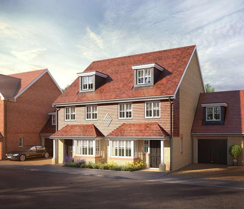 4 Bedrooms House for sale in Hersham Road, Hersham, Walton-on-Thames, Surrey, KT12