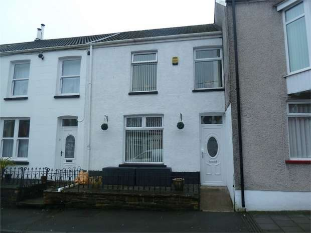 3 Bedrooms Terraced House for sale in St Michaels Road, Maesteg, Maesteg, Mid Glamorgan