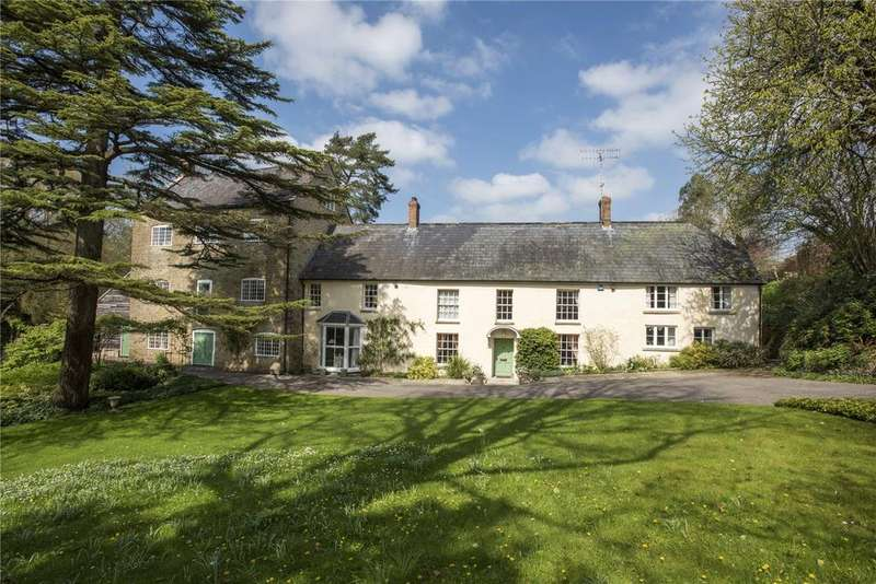 5 Bedrooms Detached House for sale in Crook Hill, Netherbury, Bridport, Dorset