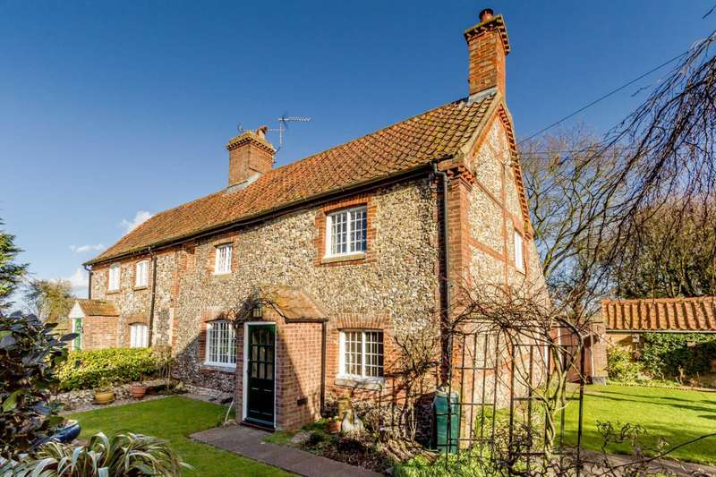 2 Bedrooms Cottage House for sale in St James Green, Castle Acre