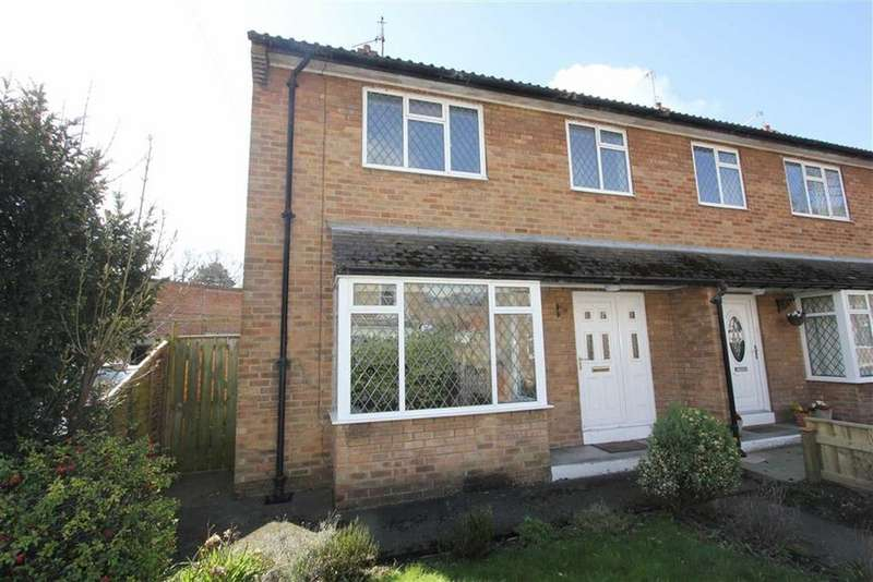 3 Bedrooms End Of Terrace House for rent in Manorside, Stokesley