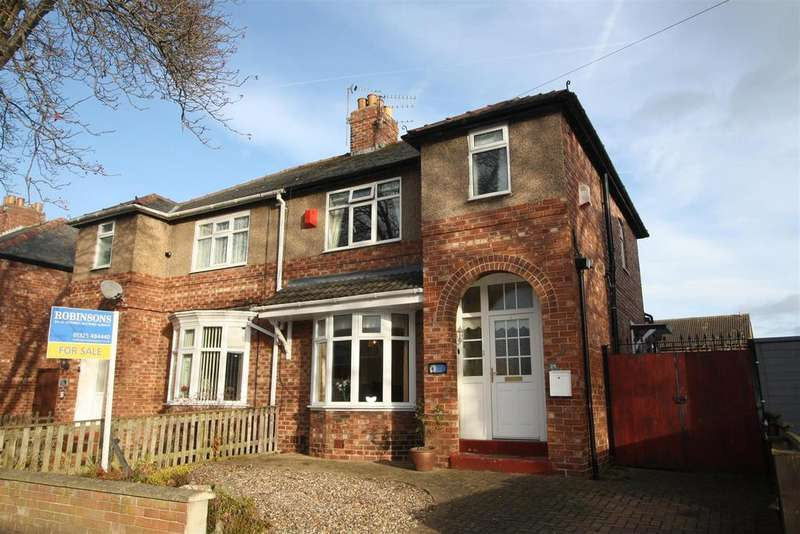 3 Bedrooms Semi Detached House for sale in Marwood Crescent, Darlington