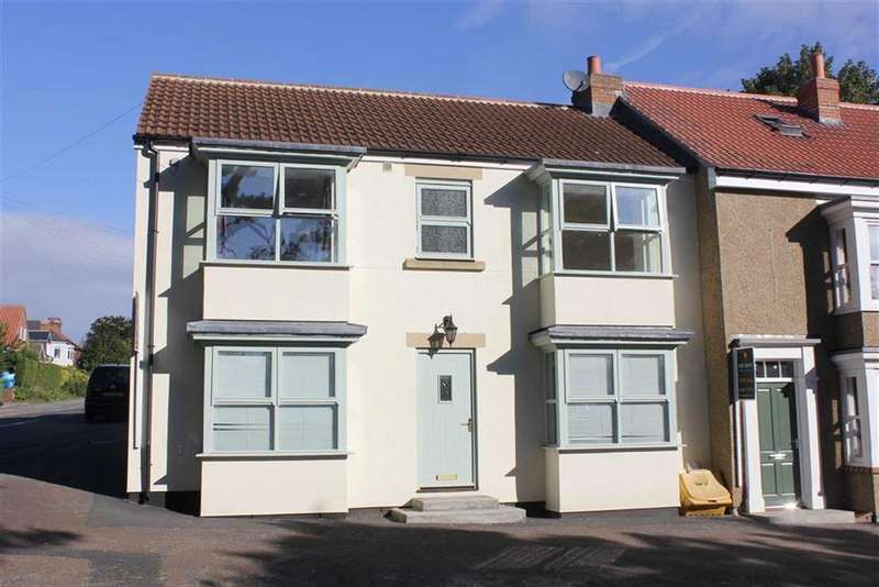 3 Bedrooms End Of Terrace House for sale in Enterpen, Hutton Rudby