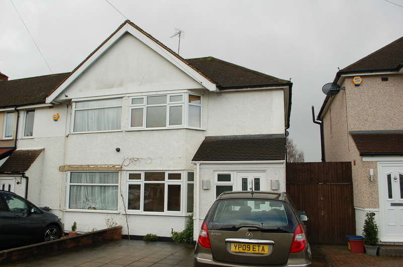 2 Bedrooms End Of Terrace House for sale in LOWER FELTHAM