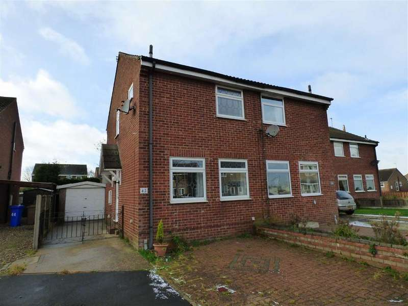 2 Bedrooms Semi Detached House for sale in Meadow Lane, Newport