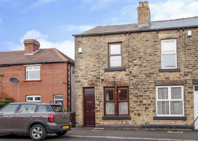 2 Bedrooms End Of Terrace House for sale in 62 Longfield Road, Crookes, S10 1QX