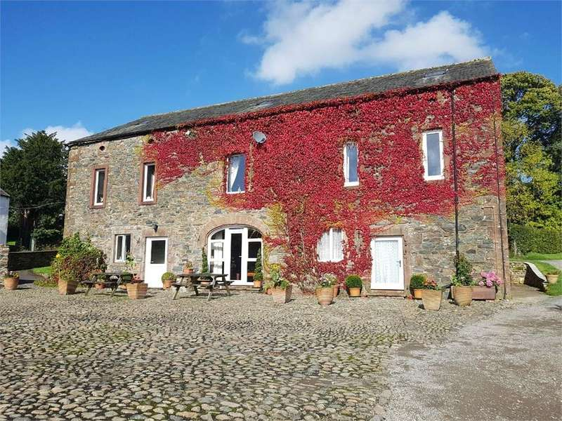 5 Bedrooms Barn Conversion Character Property for sale in Kiln Hill Barn plus Self-catering Apartments, Bassenthwaite, Keswick, Cumbria