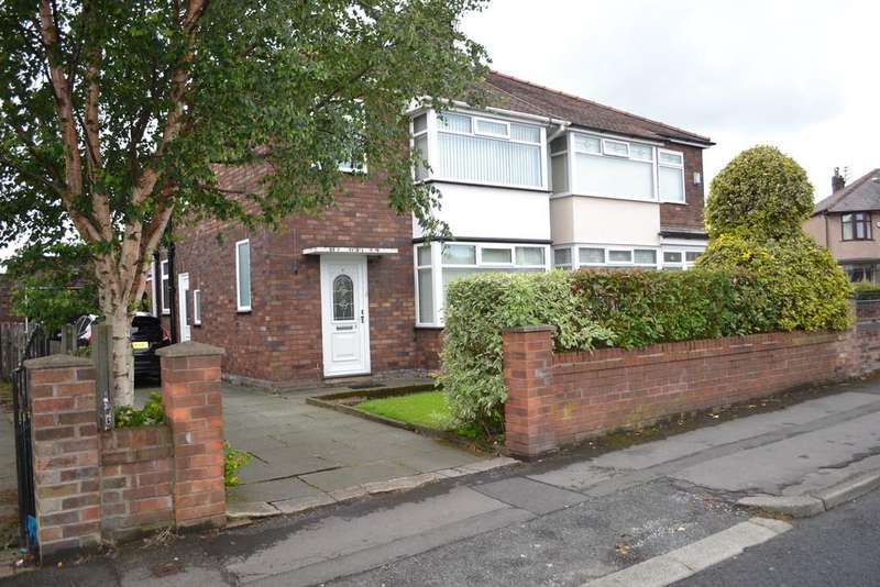 3 Bedrooms Semi Detached House for rent in Gunning Avenue, Eccleston, St. Helens