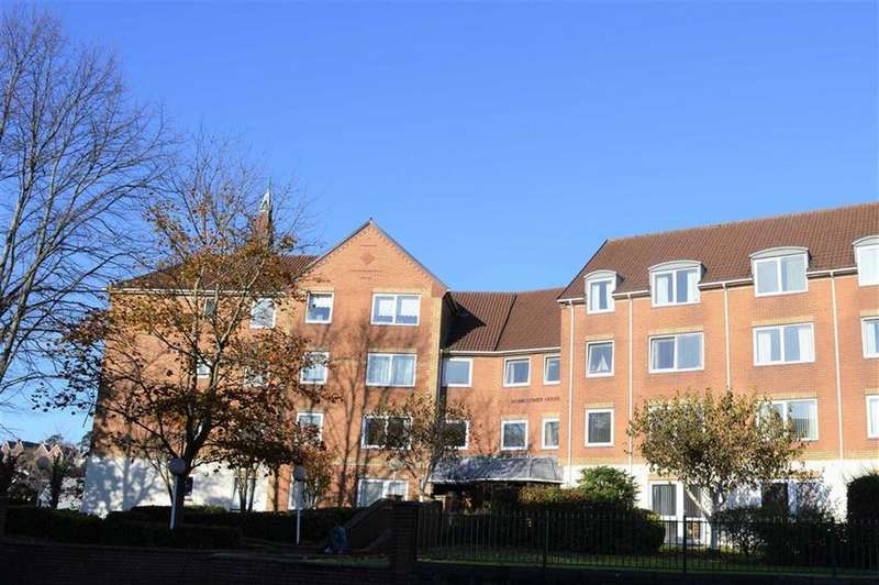 1 Bedroom Flat for sale in Homegower House, Swansea, SA1