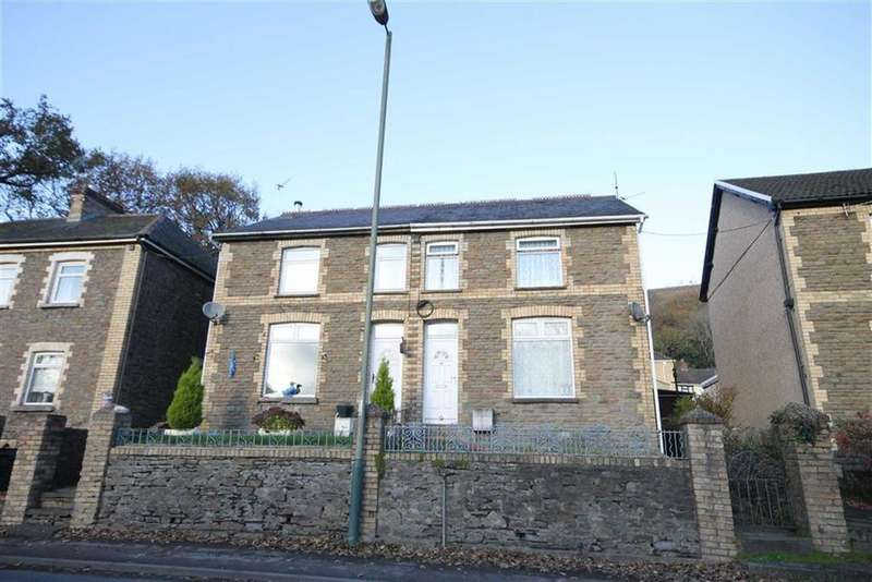 3 Bedrooms Semi Detached House for sale in Chatham, Machen