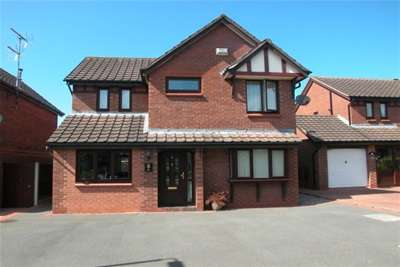 4 Bedrooms Detached House for rent in 6 Darby Close Little Neston CH64