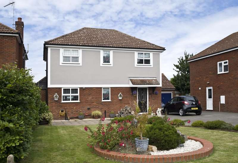 4 Bedrooms Detached House for sale in Rectory Road, Harwich, Essex, CO12