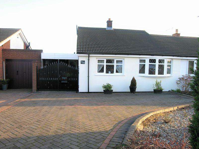 3 Bedrooms Semi Detached Bungalow for sale in Lichfield Road, Walsall