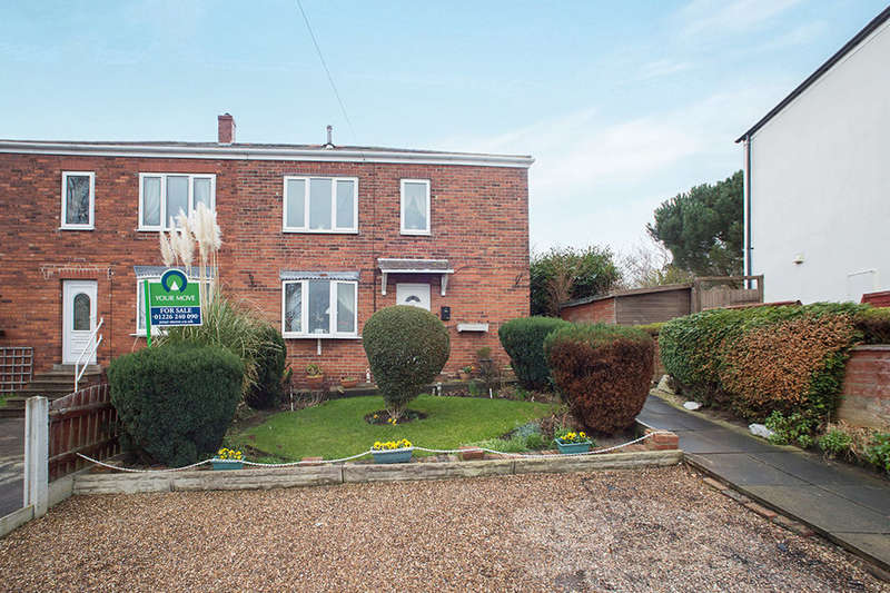 3 Bedrooms Semi Detached House for sale in Rowland Road, Barnsley, S75