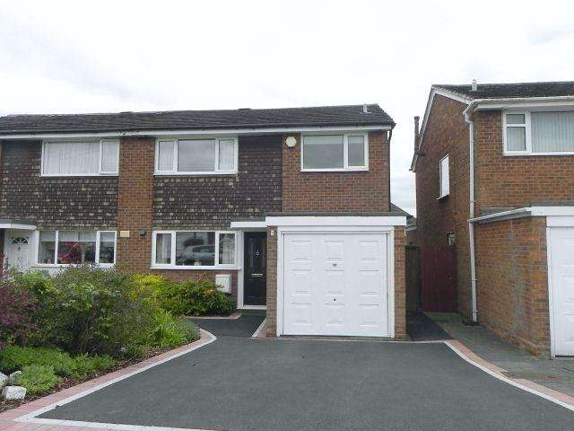 3 Bedrooms Semi Detached House for sale in Hilary Drive, Sutton Coldfield