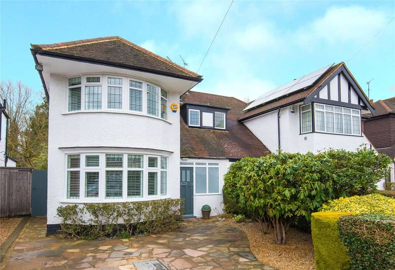 3 Bedrooms Semi Detached House for sale in Golf Close, Stanmore, HA7