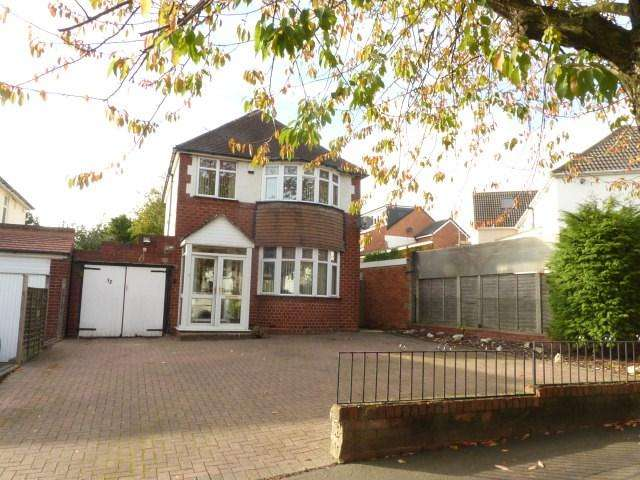 3 Bedrooms Detached House for sale in George Road, Great Barr