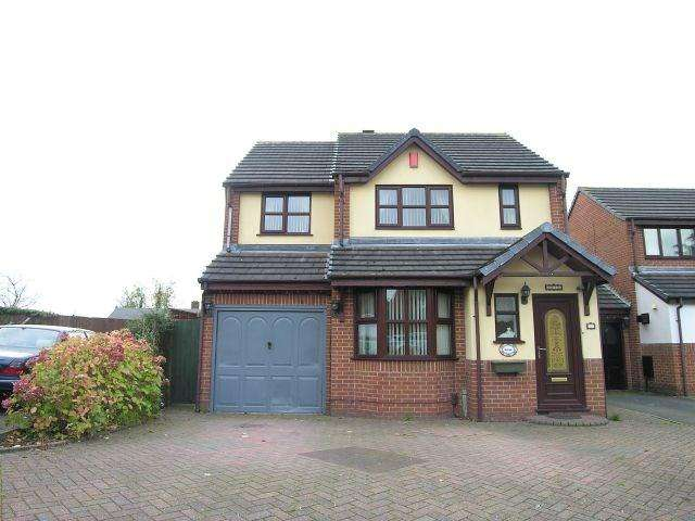 3 Bedrooms Detached House for sale in Old Oak Close, Aldridge