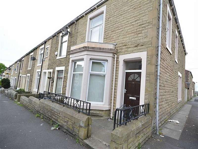 3 Bedrooms End Of Terrace House for sale in Devonshire Street, Accrington, BB5