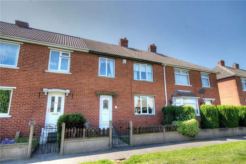 3 Bedrooms Terraced House for sale in Lowther Avenue, Chester Le Street, County Durham, DH2