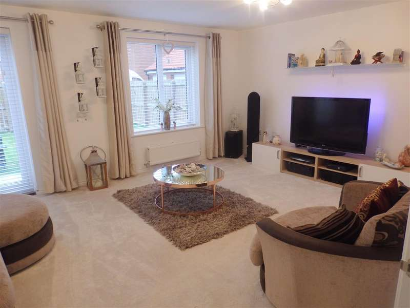 4 Bedrooms Detached House for sale in Birch Park Avenue, Spennymoor