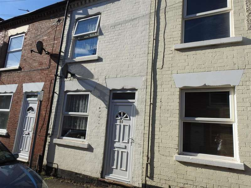 3 Bedrooms Terraced House for sale in Albert Street, Hucknall, Nottingham